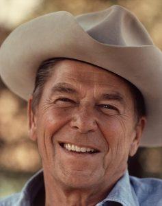 Ronald Reagan Portrait